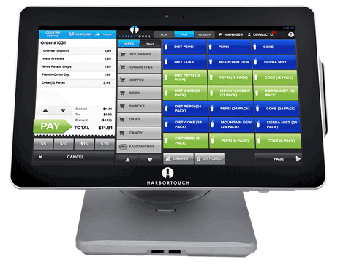 Harbortouch Echo - POS System For Small Business