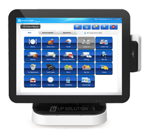 UP Solution Restaurant and Retail POS Terminal