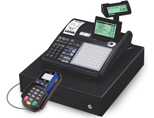 Cash Registers In Dallas Texas National And Local Sales
